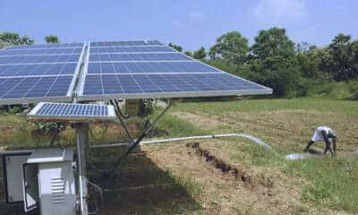 Haryana- Gautam Solar installs 1,000 solar pumps for farmers under Pradhan Mantri Kusum Yojana