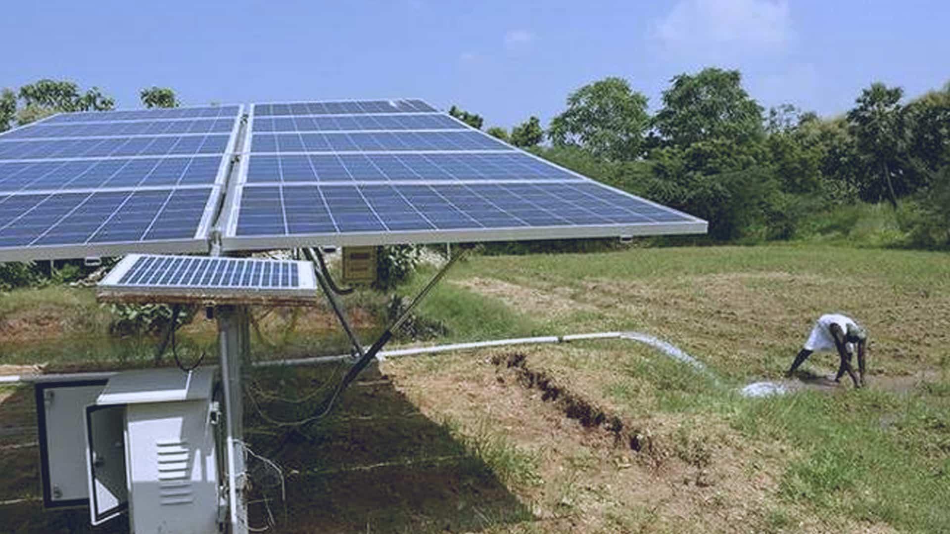 Haryana- Gautam Solar installs 1,000 solar pumps for farmers under Pradhan Mantri Kusum Yojana