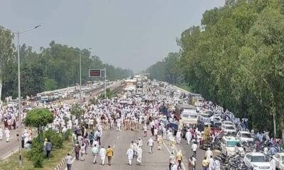 Hisar becomes new epicenter of farmer's agitation in Haryana