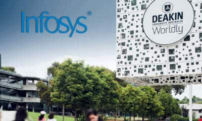 Infosys, Deakin Univ team up for strategic engagement in research, innovation and skill development