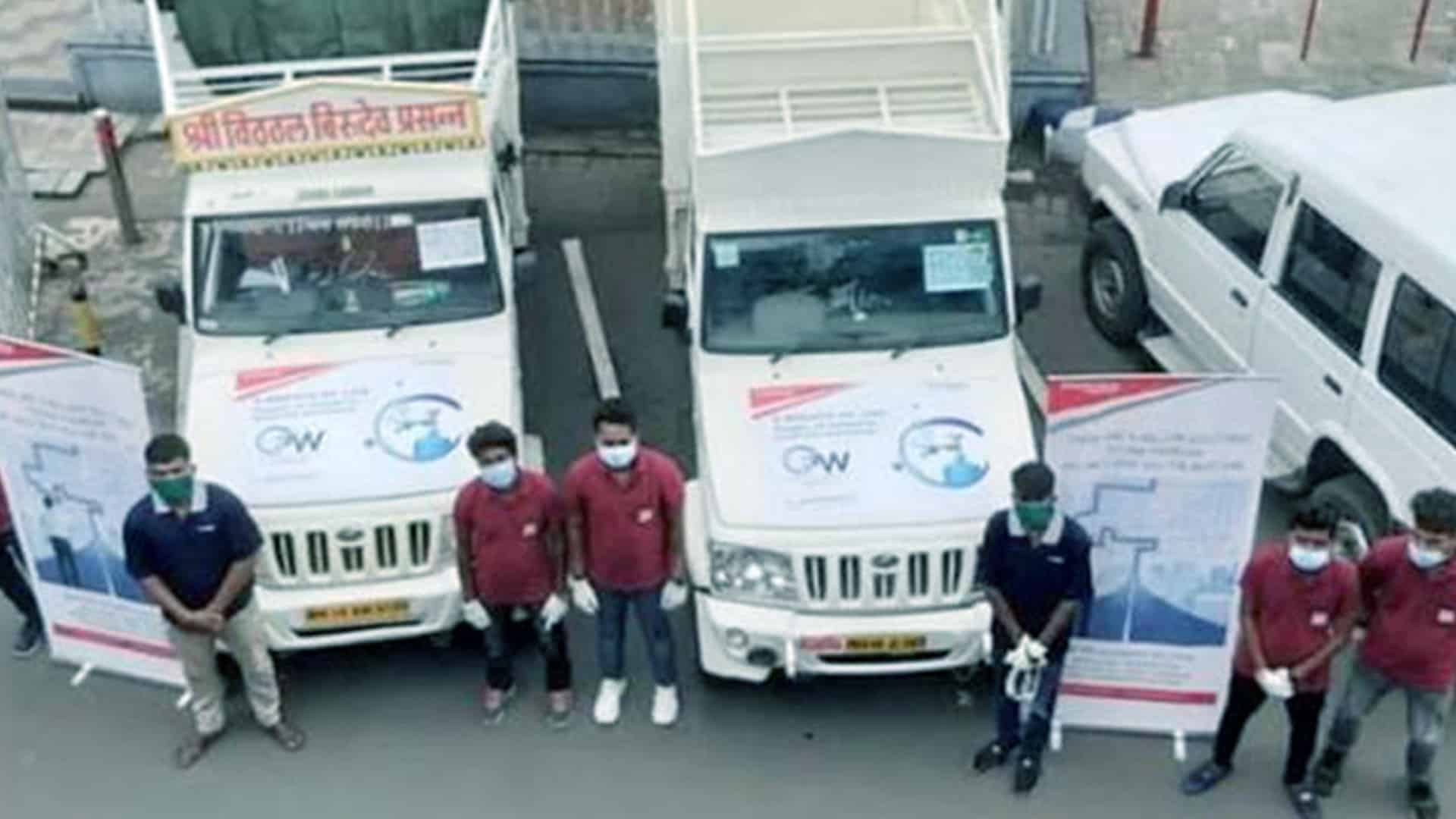 Mahindra Logistics launches Oxygen on Wheels; connects producers with hospitals