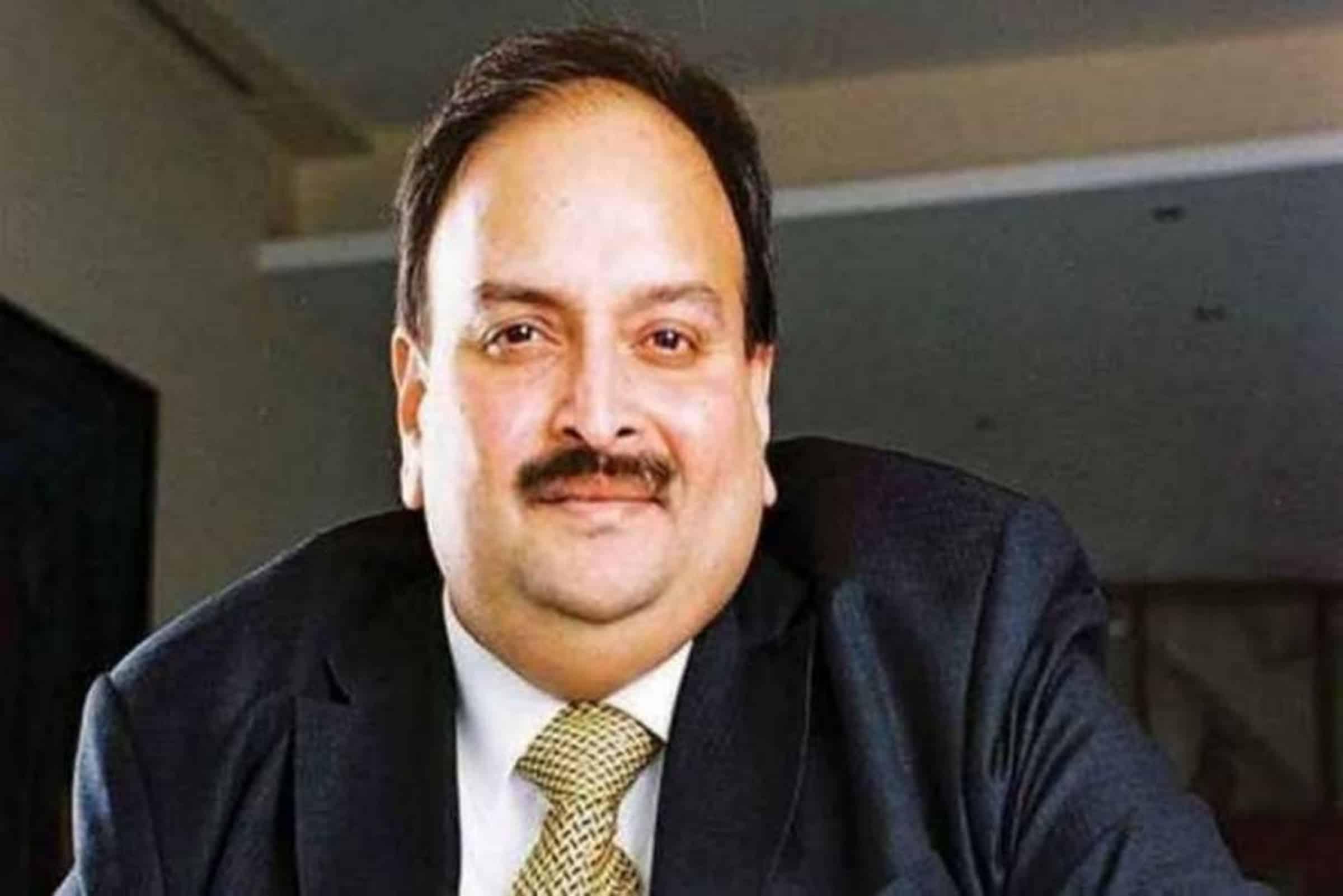 Indian private jet in Dominica to repatriate Mehul Choksi