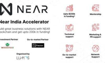 NEAR launches its first India Accelerator to strengthen blockchain start-up ecosystem in India