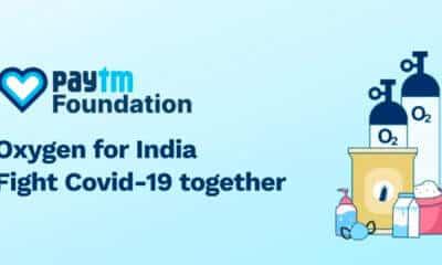 Paytm Foundation donates oxygen generation plant, 100 concentrators to Gujarat