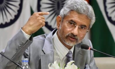 S Jaishankar and UN Chief discuss COVID-19 vaccine solutions and supply chains