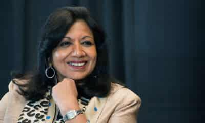 Second wave of COVID19 has hit India 'like a tsunami' says Kiran Mazumdar Shaw