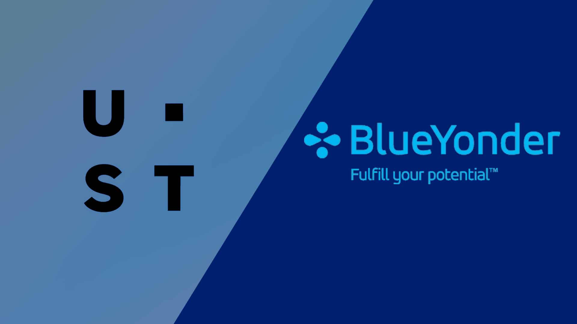 UST Accelerates Digital Transformation for Retailers by Partnering with Blue Yonder