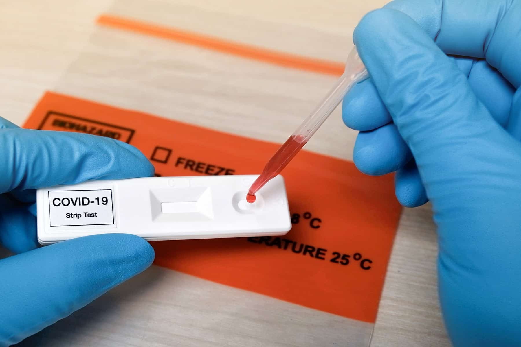 IISc develops new COVID-19 antibody test machine