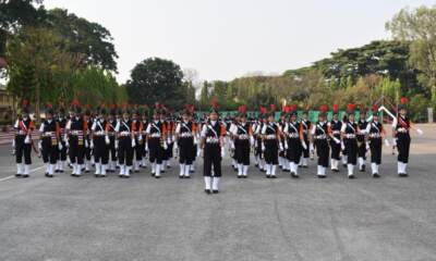 First batch of women soldiers inducted into Indian Army