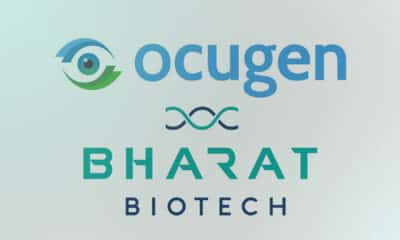 Ocugen pays USD 15 mn upfront to Bharat Biotech for Covaxin rights in Canada