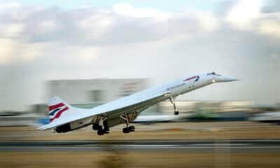 Supersonic Concorde to make a comeback in post-COVID world
