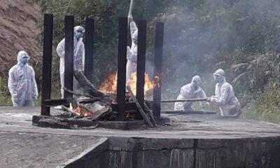 cremation- india