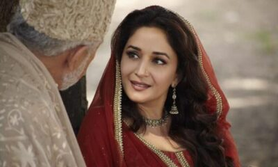 Six times Madhuri Dixit won us over with her unconventional roles
