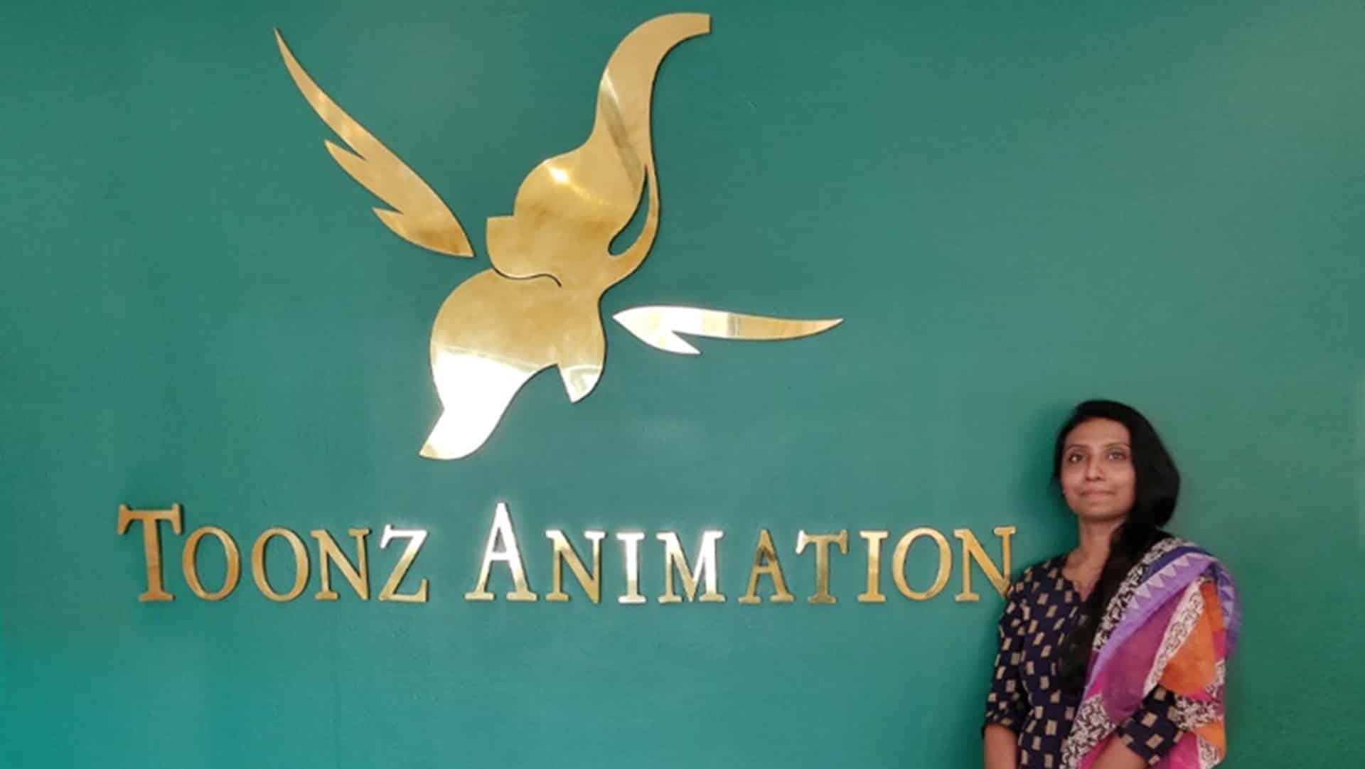 toonz media group launched e-learning platform