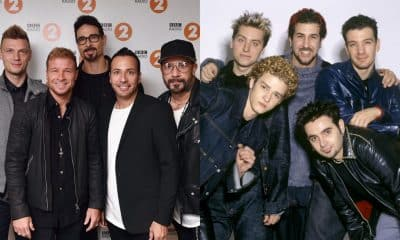 """Backstreet Boys, NSYNC see endless possibilities with sold out debut performance as """"Back-Sync"""""""
