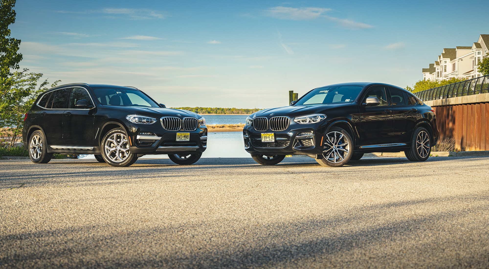 All new BMW X3 and X4 is more modern and more digital