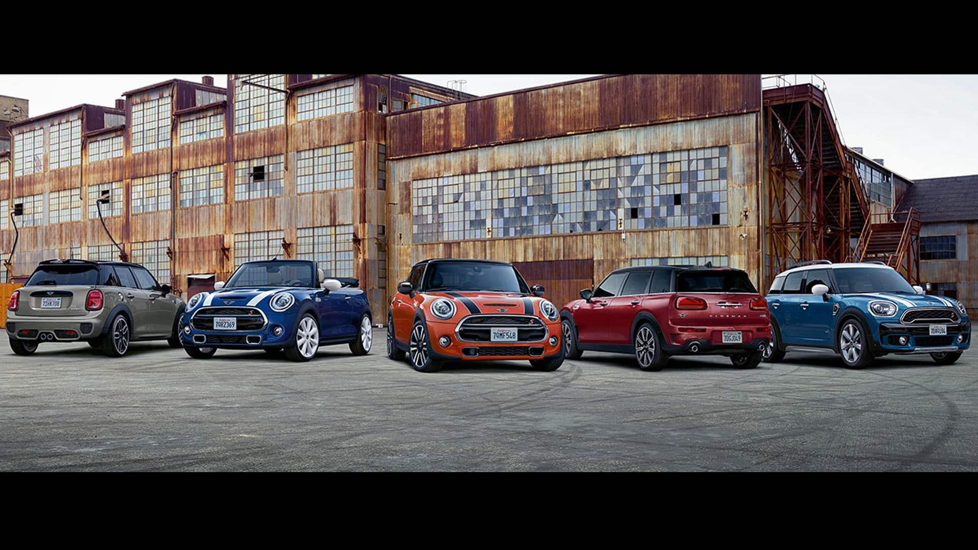 BMW launches three new cars under Mini brand with Rs 38 lakh starting price