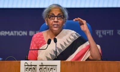 FM announces stimulus package for economic revival: raises ECLGS scheme limit to Rs 4.5 lakh cr