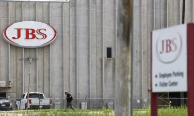 Cyberattack shuts down production of world's largest meat processing company – JBS Foods
