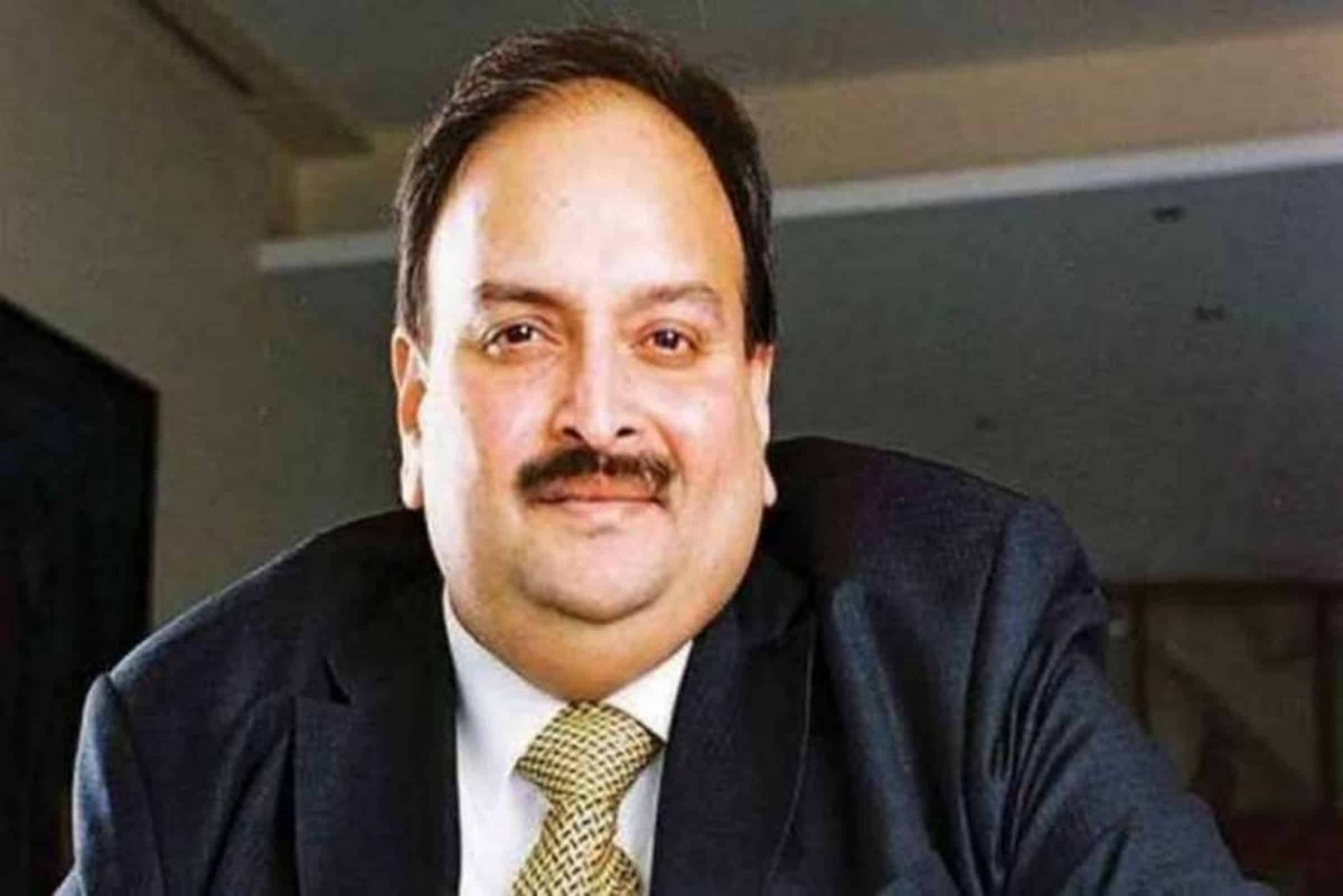 Multi-agency team heads back to India with Mehul Choksi