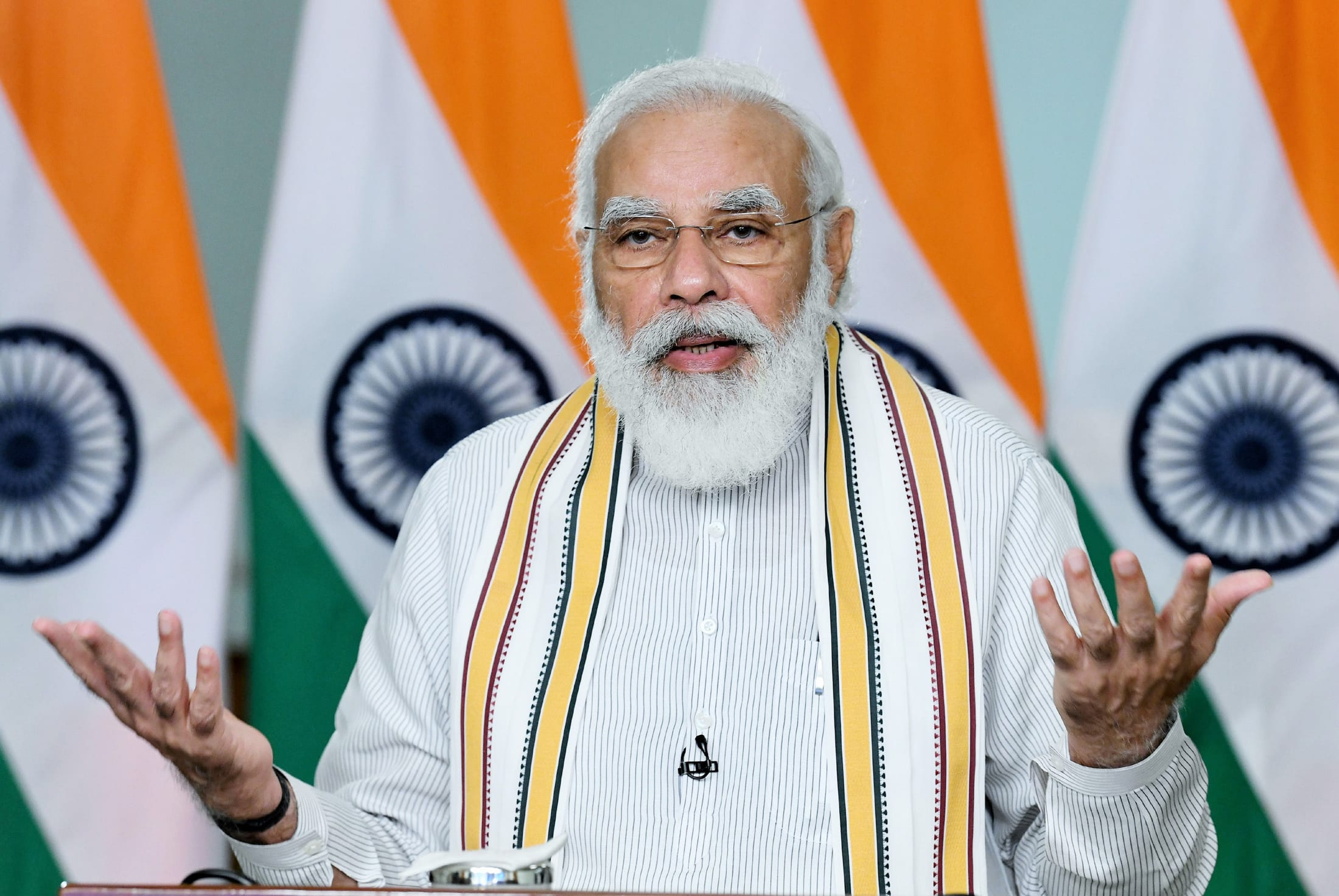 """""""One Earth, One Health"""" – PM Modi urges G7 to lift COVID-19 vaccine patent protections"""