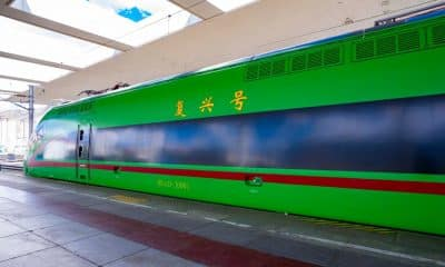 China launches first bullet train in Tibet, close to Arunachal border