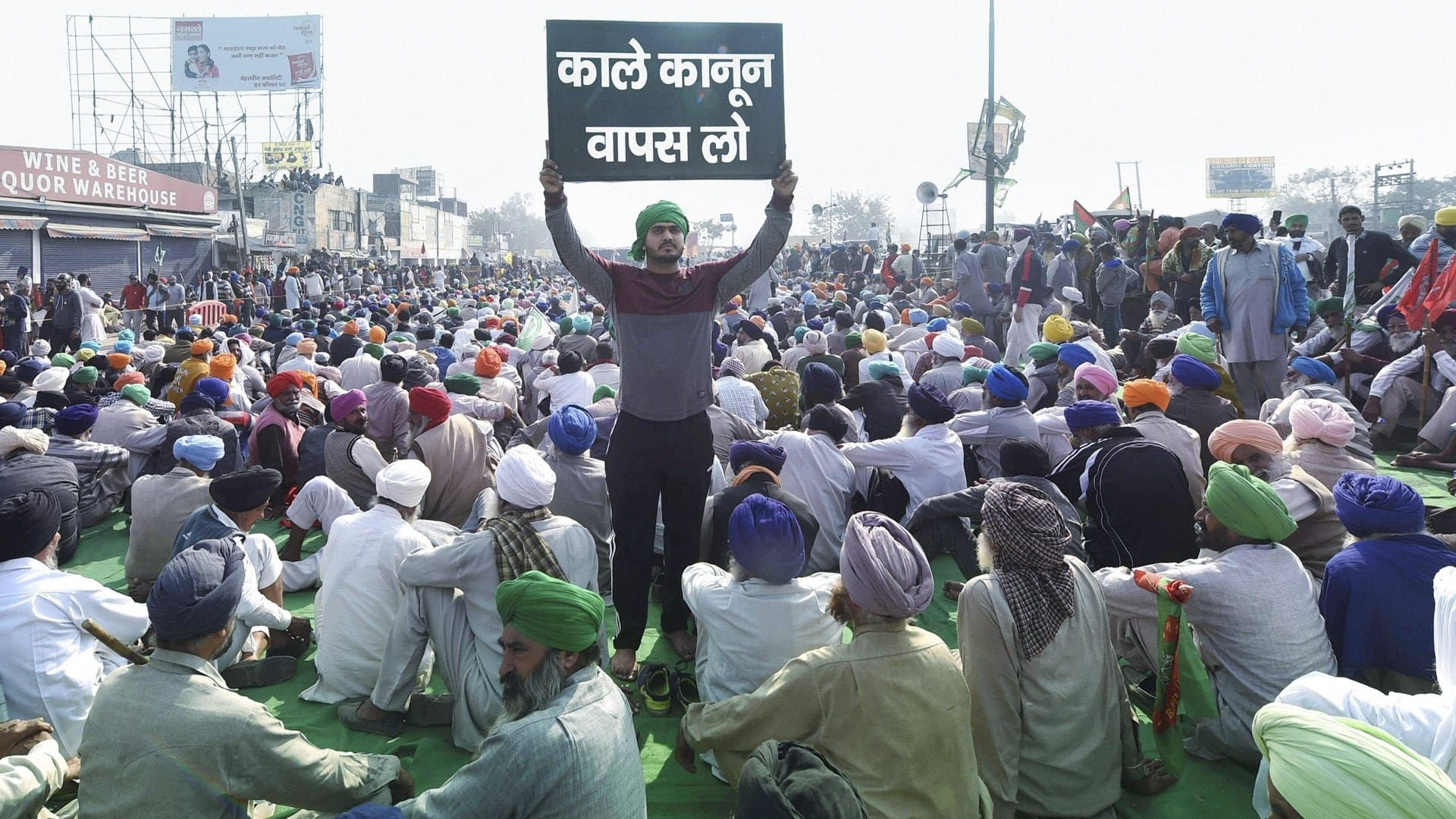 Agriculture Minister appeals farmers to end 7-month long protest