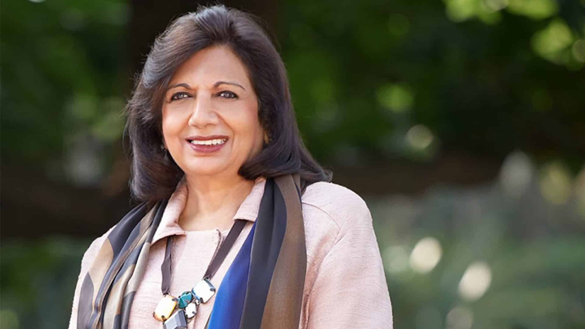 Covid has created an 'ecosystem' of innovation in India: Kiran Mazumdar Shaw