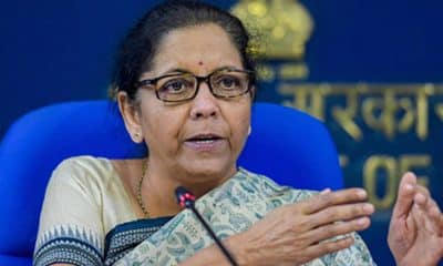 Sitharaman meets Infosys officials, reviews tech glitches on new I-T e-filing portal