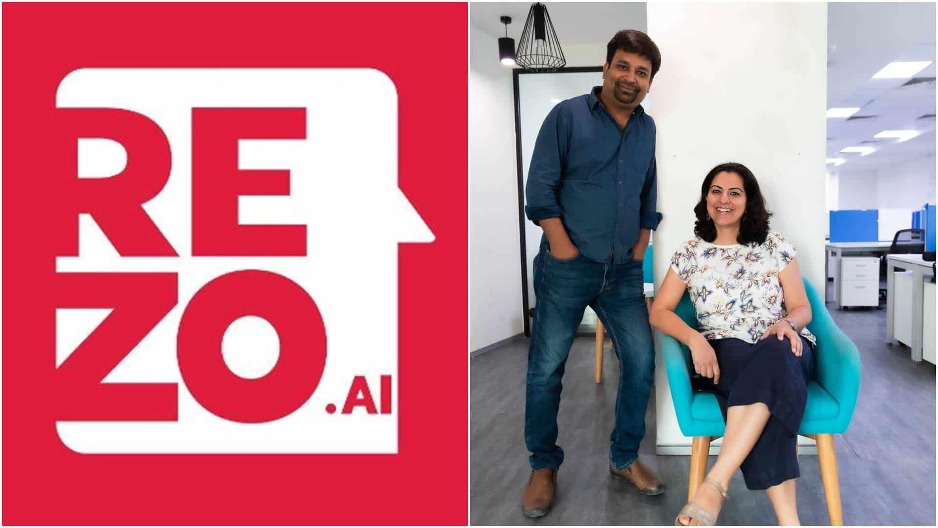 Manish & Rashi Gupta, Co-founders, Rezo.ai