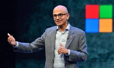 Microsoft appoints CEO Satya Nadella as chairman