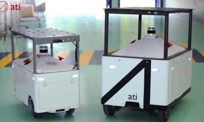 Autonomous industrial vehicle maker Ati Motors raises USD 3.5 mn funding