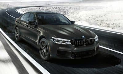 BMW drives in new M5 Competition in India tagged at Rs 1.61 cr