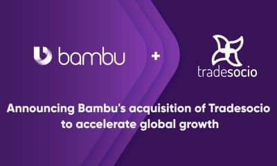 Bambu buys Fintech provider Tradesocio to accelerate global growth