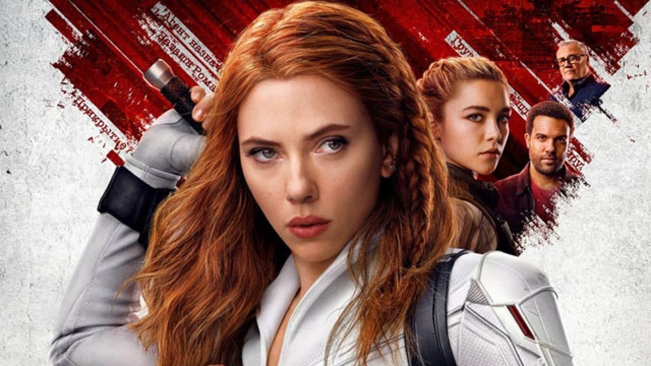 Scarlett Johansson sues Disney over release of Black Widow on Disney+