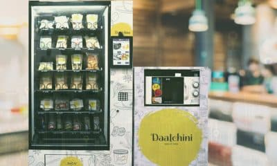 Daalchini Tech launches IoT-enabled vending machines in cabs and buses