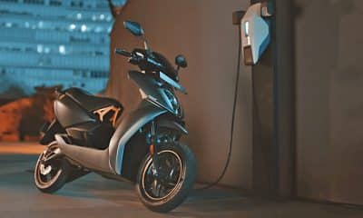 Electric two-wheelers may account for 10 pc of overall sales in 2-3 yrs: Ather Energy