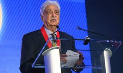 Indian IT industry revenues will see double-digit growth in FY22: Azim Premji