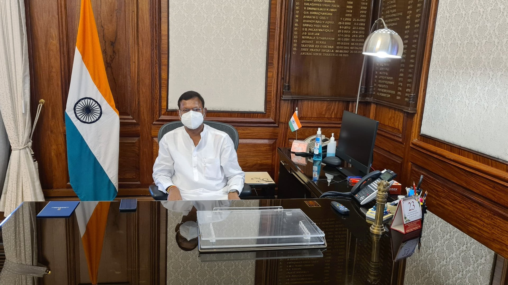 Indian economy showing signs of revival, says Union minister Pankaj Chaudhary