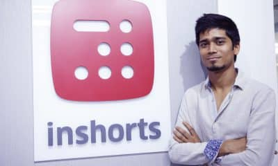 Inshorts raises USD 60 million from Vy Capital, existing investors