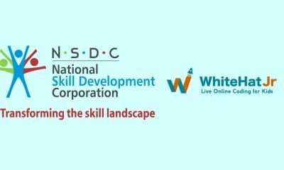 NSDC selects WhiteHat Jr as training partner
