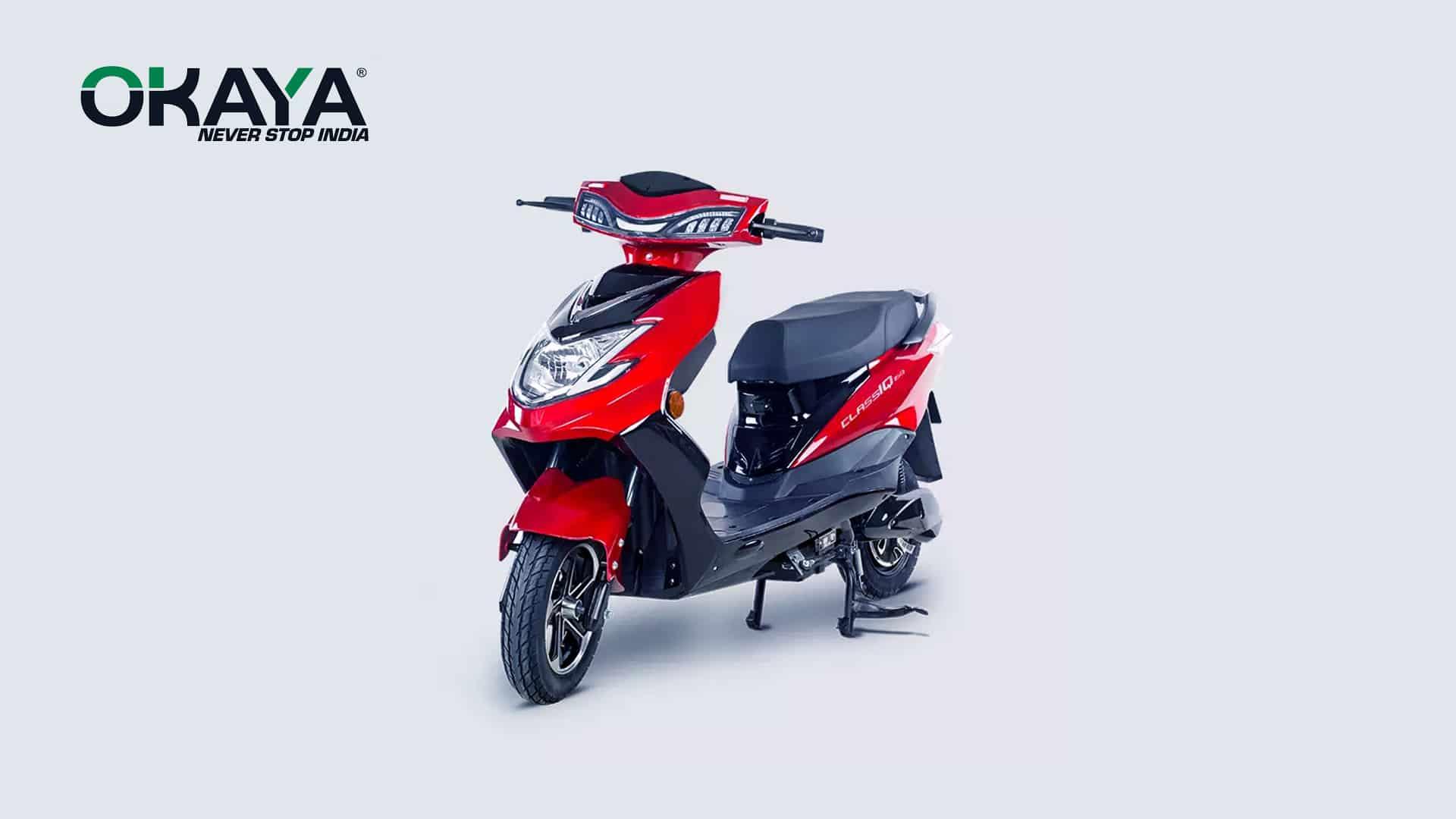 Okaya Group forays into electric two-wheeler biz, launches range of e-vehicles
