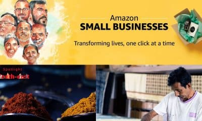 Small Business Days 2021: Amazon sees 6-fold growth in sellers grossing over Rs 1 cr business