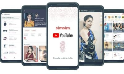 YouTube to acquire Indian video e-commerce platform Simsim