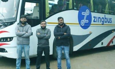 Zingbus raises Rs 44.6 cr in funding round led by Infoedge ventures
