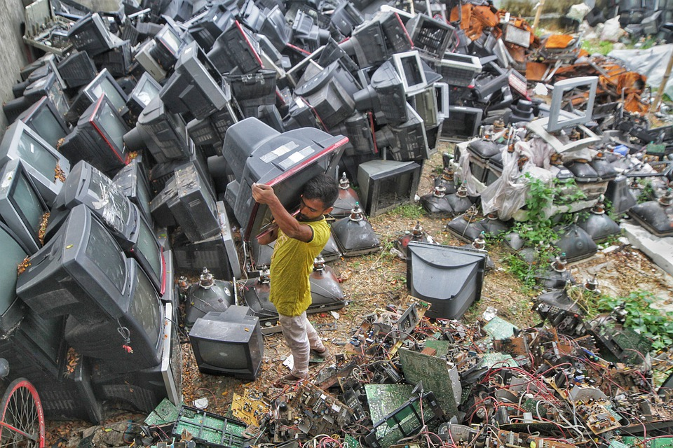 India produced 31.6% more e-waste than previous year