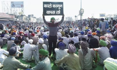 Farm protest: Govt says no record of farmers' deaths