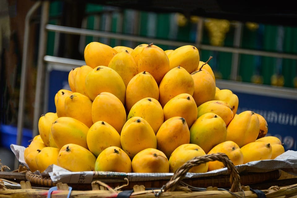 India looks toward East Asia and Middle East to sell its mangoes