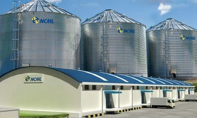 NCML commissions grain storage silos with Rs 800 mn investments in Haryana