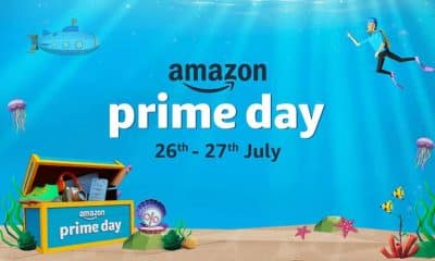 Prime members shopped from 1.26 lakh sellers in Prime Day sale: Amazon India